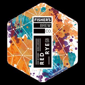 Fisher's Brew Red Rye
