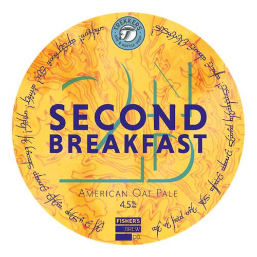 Fisher's Brew Second Breakfast