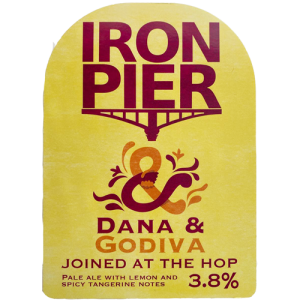 Iron Pier Joined At the Hop Dana and Godiva