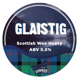 Loddon Brewery Glaistig Scottish Wee Heavy
