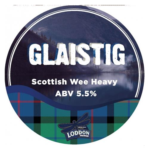 Loddon Brewery Glaistig Scottish Wee Heavy