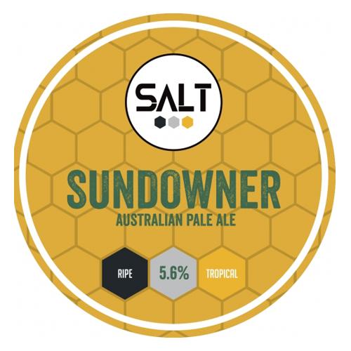 Salt Beer Factory Sundowner Australian Pale Ale