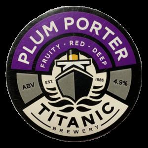 Titanic Brewery Plum Porter