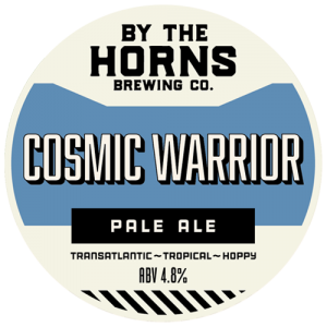 By The Horns Cosmic Warrior Pale Ale