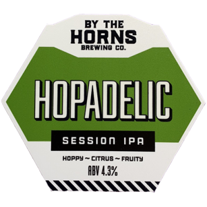 By The Horns Brewing Hopadelic