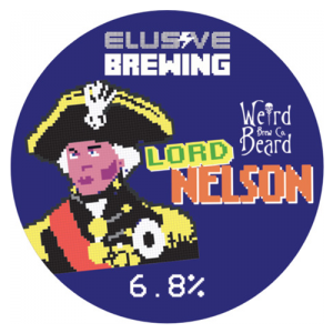 Elusive Brewing Lord Nelson