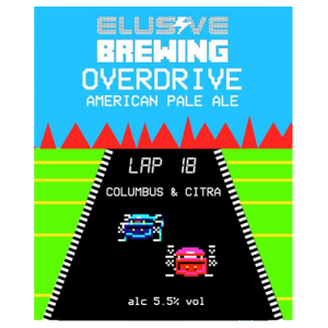 Elusive Brewing Overdrive Lap 18