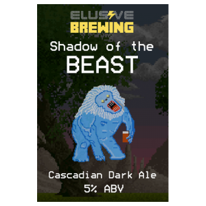 Elusive Brewing Shadow of The Beast