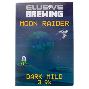 Elusive Brewing Moon Raider Dark Mild
