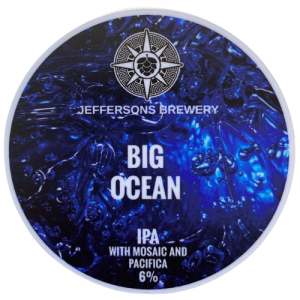 Jefferson's Brewery Big Ocean