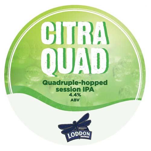 Loddon Brewery Citra Quad Session IPA