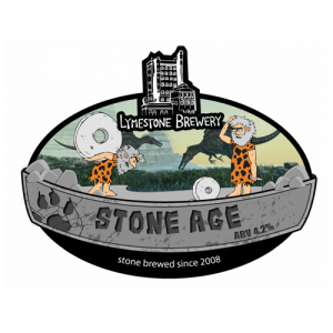Lymstone Brewery Stone Age Golden Ale