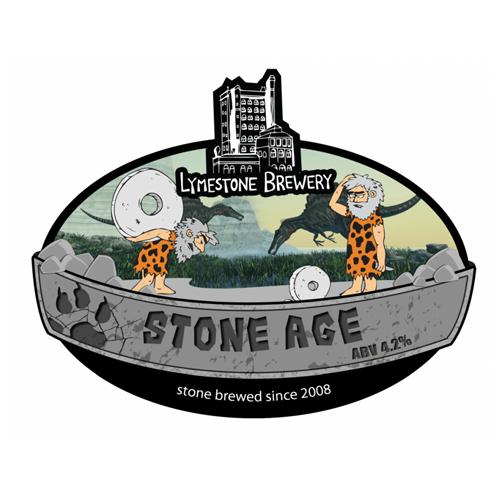 Lymstone Brewery Stone Age Golden Ale
