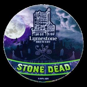 Lymestone Brewery Stone Dead Keg Beer