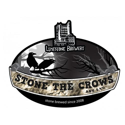 Lymstone Brewery Stone the Crows