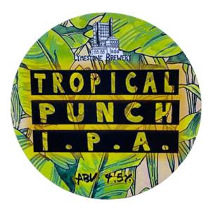Lymestone Brewery Tropical Punch IPA