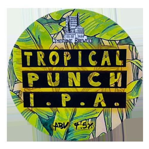 Lymestone Brewery Tropical Punch IPA