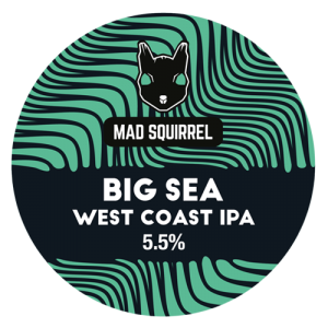 Mad Squirrel Big Sea IPA