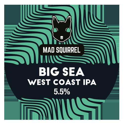 Mad Squirrel Big Sea IPA