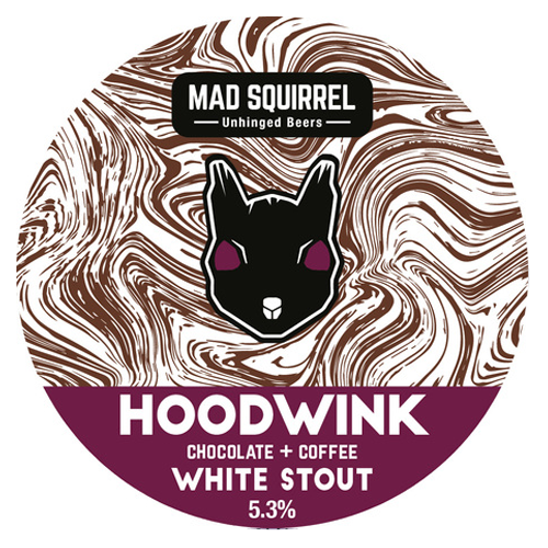Mad Squirrel Hoodwink White Stout