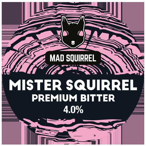 Mad Squirrel Mister Squirrel Bitter