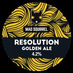 Mad Squirrel Resolution Ale