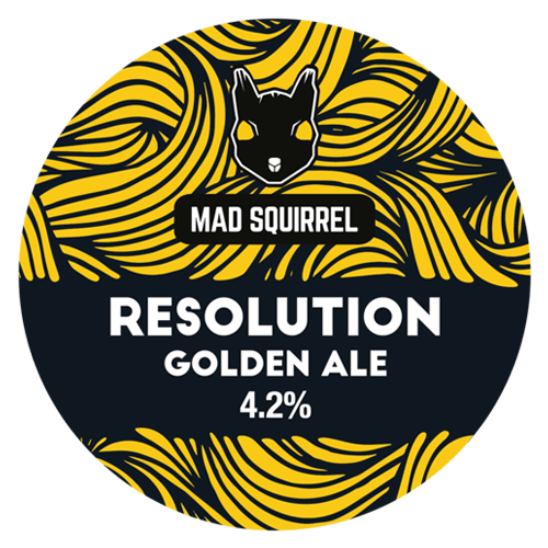 Mad Squirrel Resolution Ale