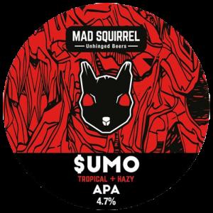 Mad Squirrel Sumo APA