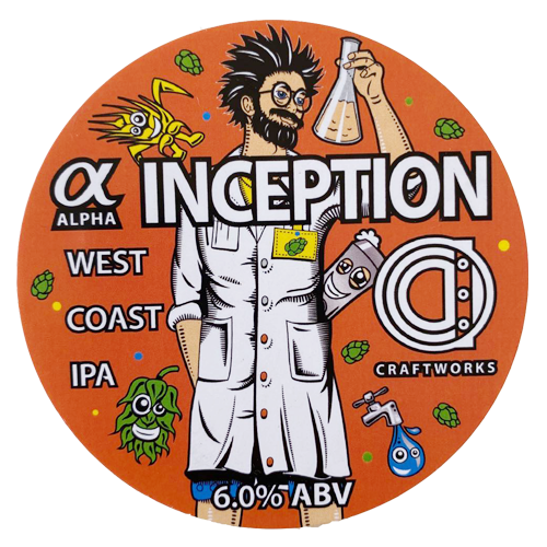 Oakham Alpha Inception Keg