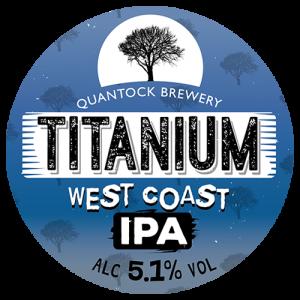 Quantock Brewery Titanium
