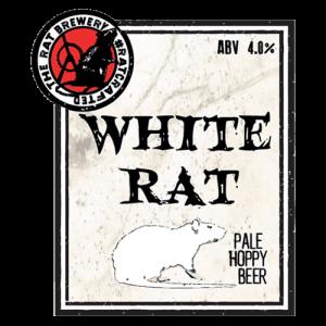 Rat Brewery White Rat Pale Ale