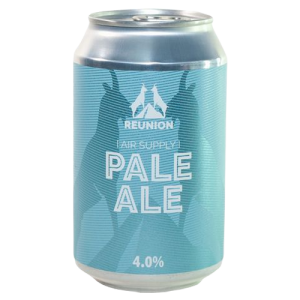 Reunion Ales Air Supply Pale Ale Cans