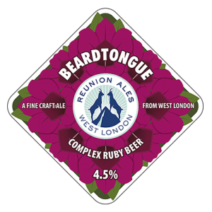 Reunion Ales Beardtongue