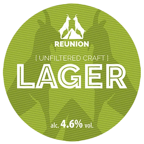 Reunion Ales Lager