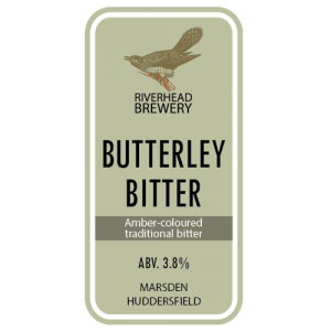 Riverhead Brewery Butterfly Bitter