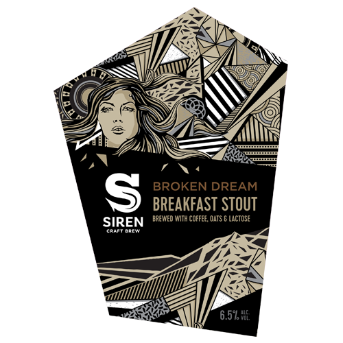 Siren Craft Brew Broken Dream Breakfast Stout