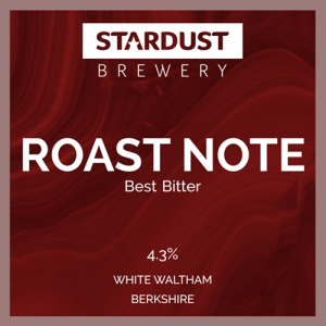 Stardust Brewery Roast Note
