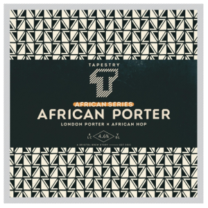 Tapestry Brewery African Porter