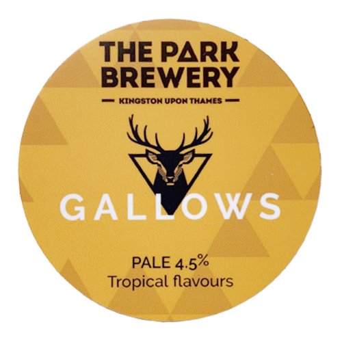 The Park Brewery Gallows Pale Ale Keg Beer