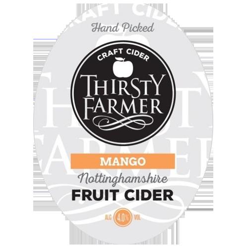 Thirsty Farmer Mango Fruit Cider