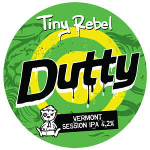 Tiny Rebel Brewery Dutty