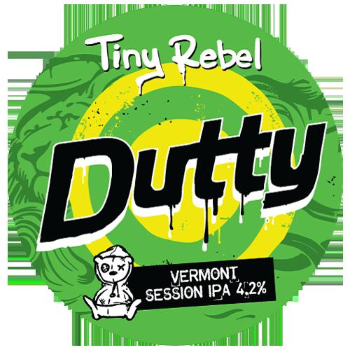 Tiny Rebel Brewery Dutty