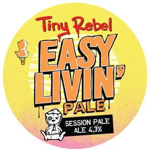 Tiny Rebel Brewery Easy Livin Session Pale Ale