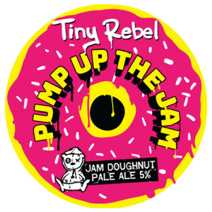 Tiny Rebel Brewery Pump Up The Jam