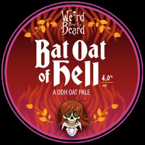 Weird Beard Bat Oat Of Hell DDH Oat Pale
