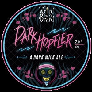 Weird Beard Dark Hopfler Dark Milk Ale