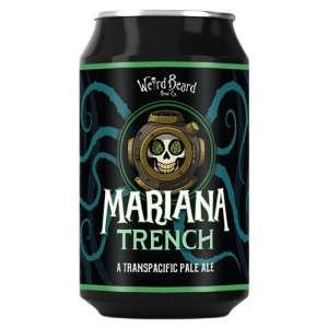 Weird Beard Mariana Trench Cans