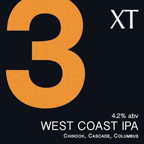 XT Brewing XT Three