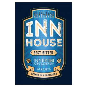 INNFormal Brewery Inn House Best Bitter