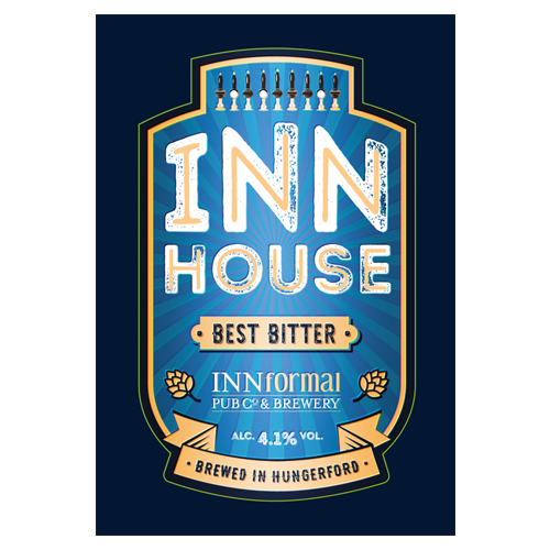 INNFormal Brewery Inn House Best Bitter